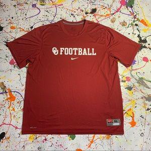 Ohio State Buckeyes Football T-shirt (Nike) XL